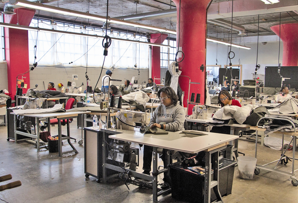 Empowerment Plan Aims To Sew Up More Jobs Add Products Delectable Sewing Machine Jobs