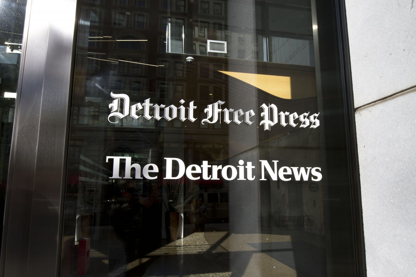Fate Of Detroits Newspaper Partnership Unclear