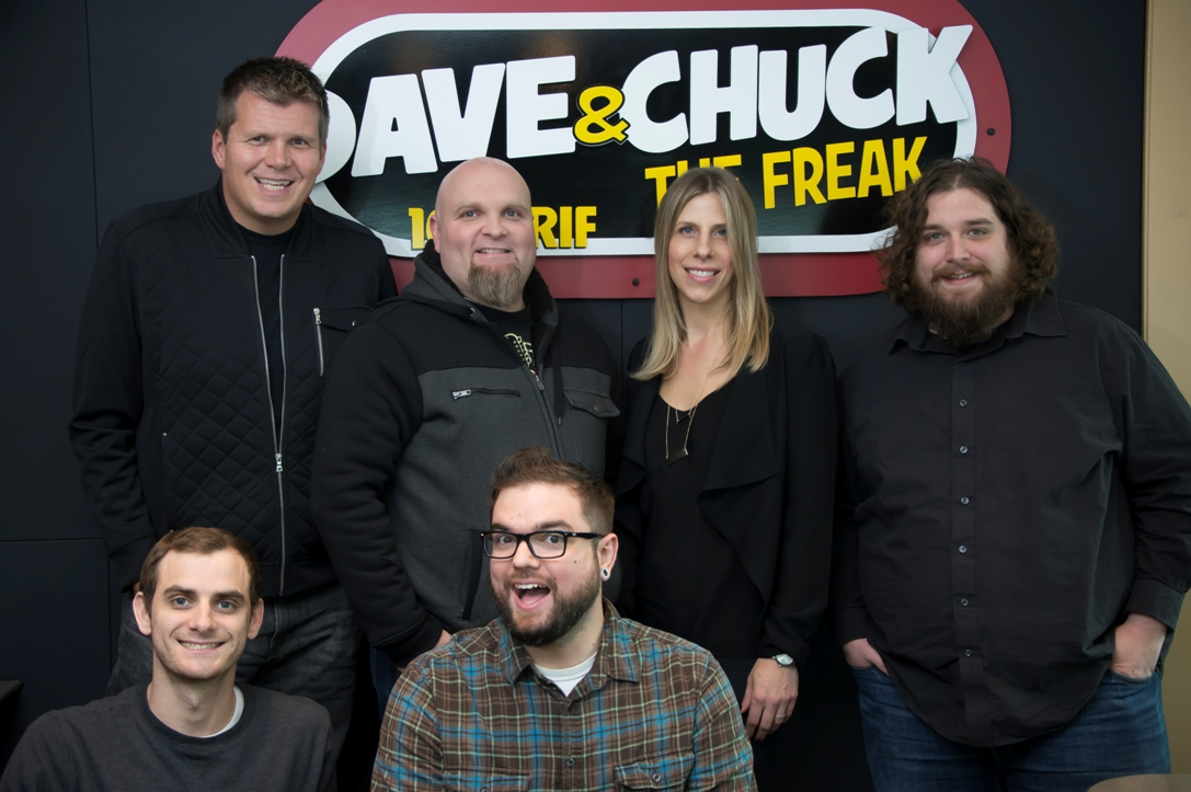 Wrif Extends Deal For Dave And Chuck The Freak Morning Show