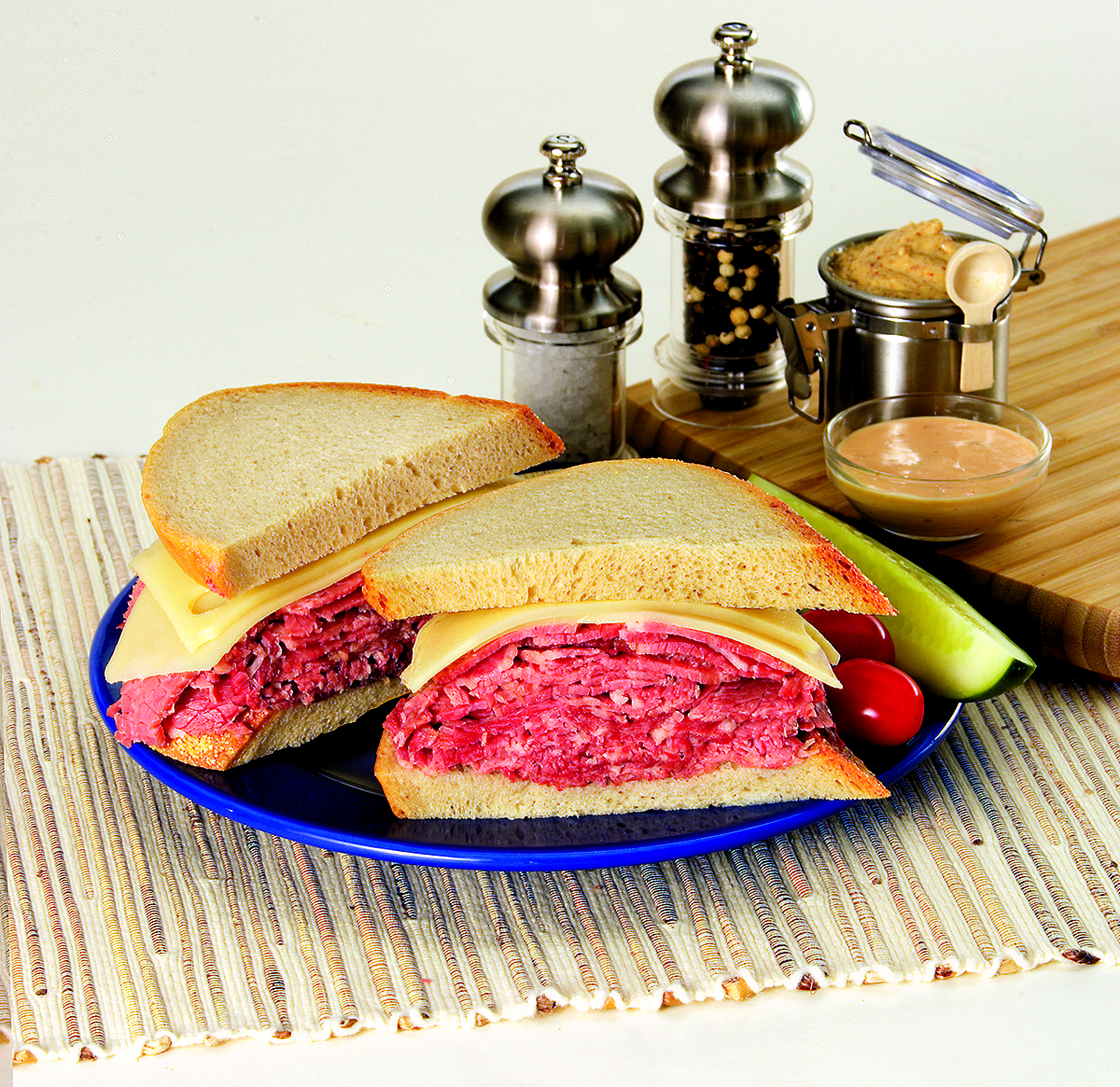 meeting of the meats grobbel to acquire maker of sy ginsberg corned