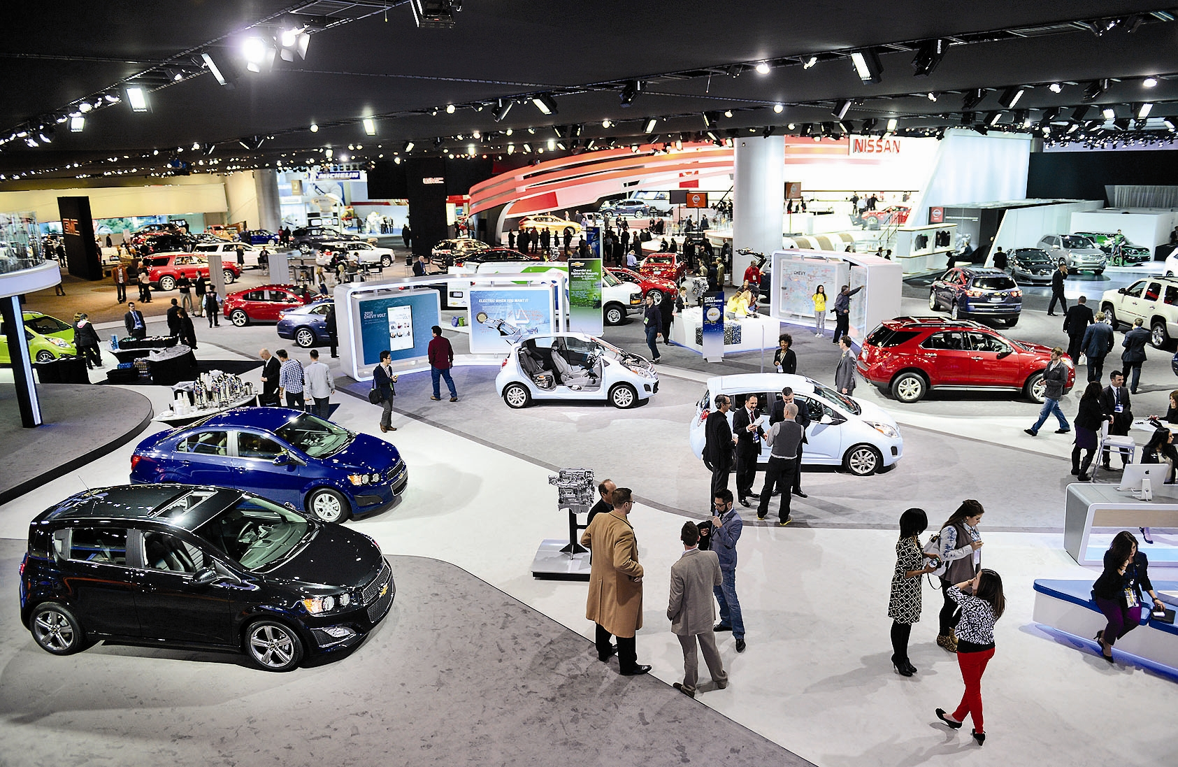 What To Know About The North American International Auto Show - Automotive show