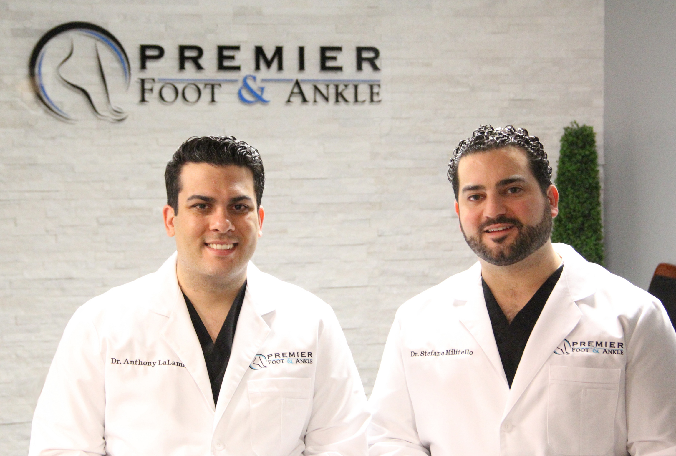 Podiatrists Buck Trend Step Out In Their Own Practice