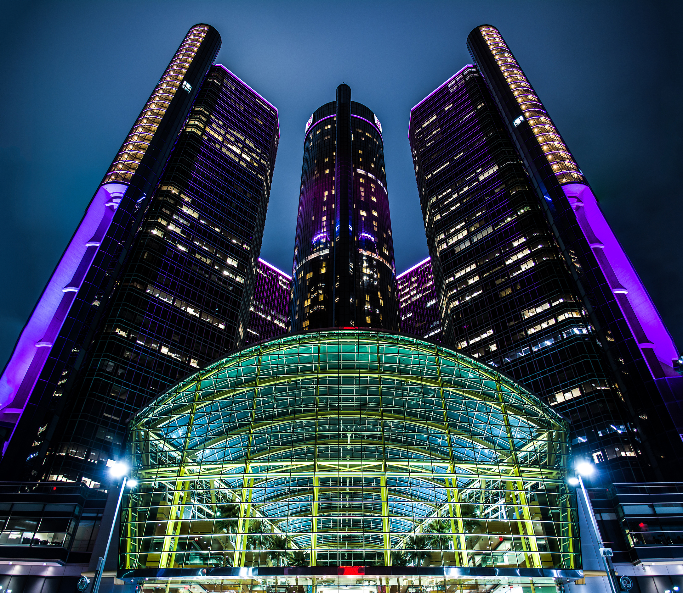 New Restaurant Planned For Top Of Rencen