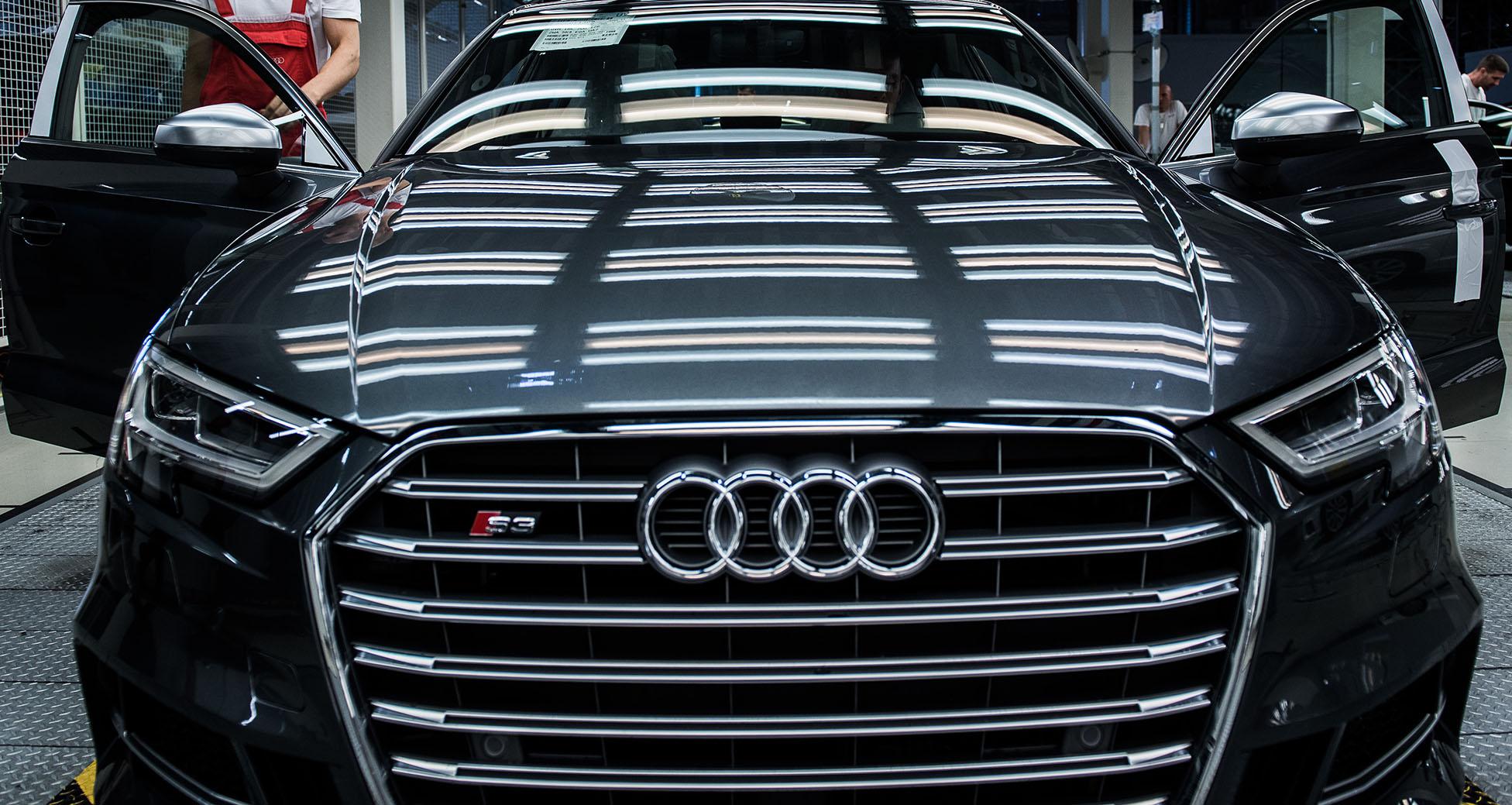 Audi To Skip Detroit Auto Show Joining BMW MercedesBenz - Audi detroit