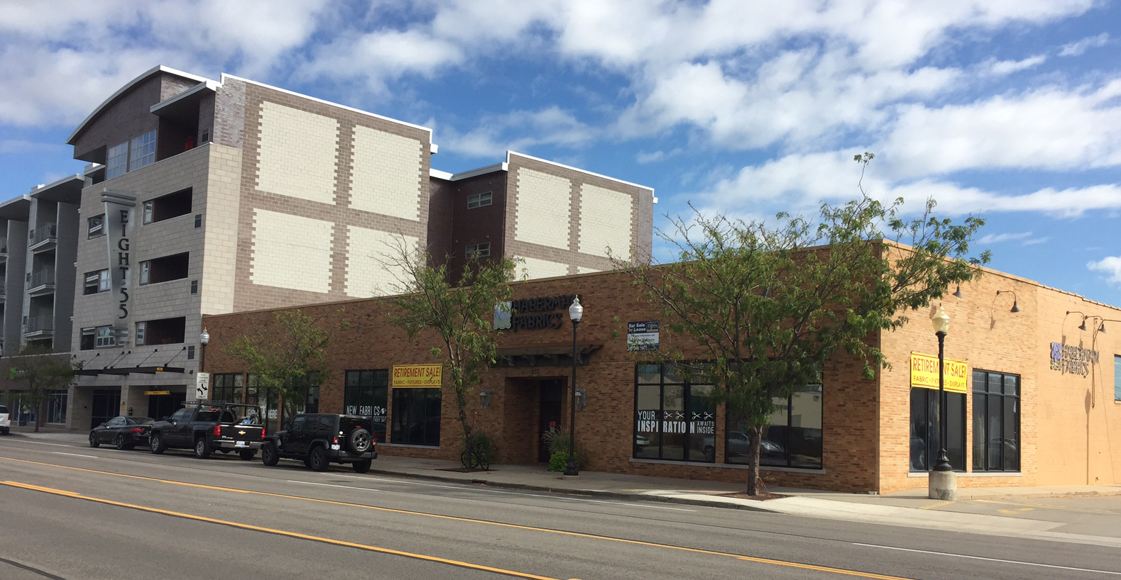 Exceptionnel Bright Ideas Furniture To Buy Former Haberman Fabrics Building In Royal Oak