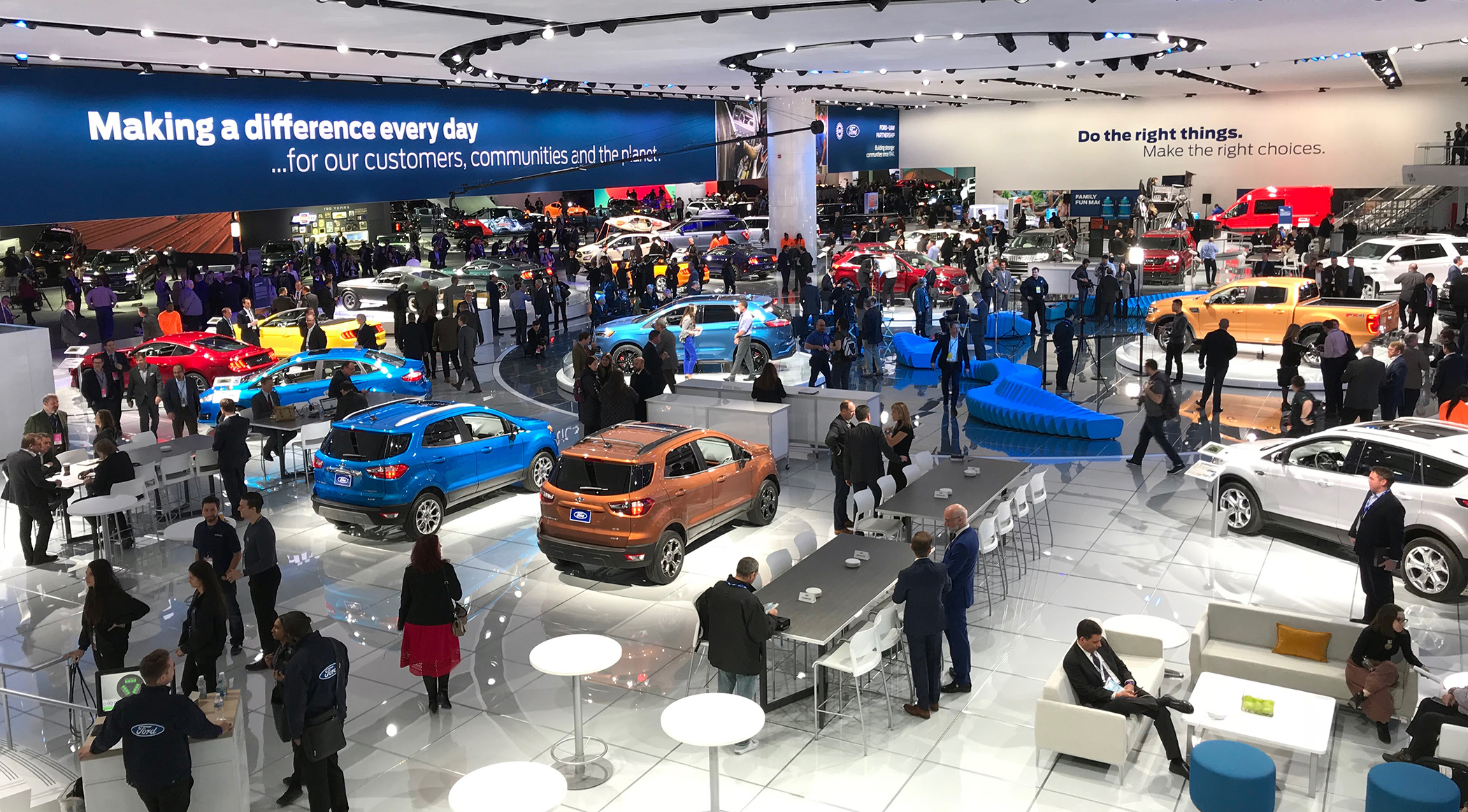 2019 Detroit auto show dates announced