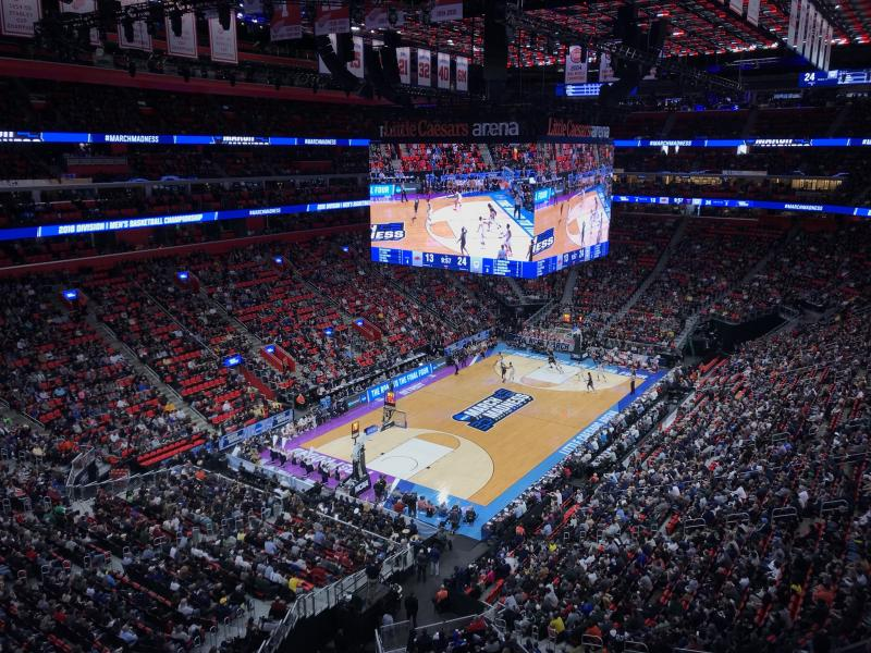 Organizers: March Madness a success at Little Caesars Arena
