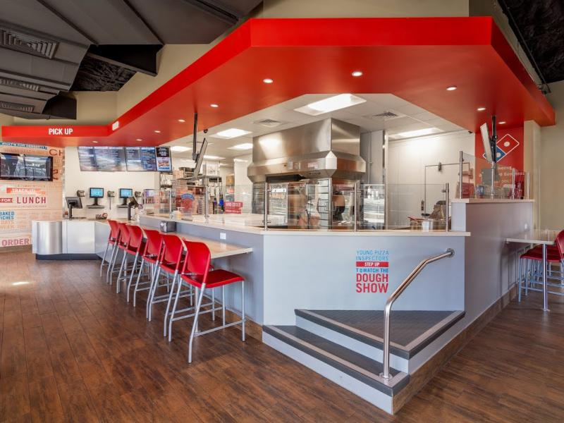 Domino S Pizza Delivers Rapid Growth With New Markets