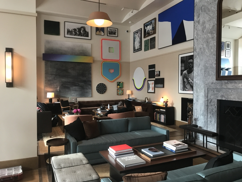 Preview: Shinola Hotel Detroit to open to public Jan. 2