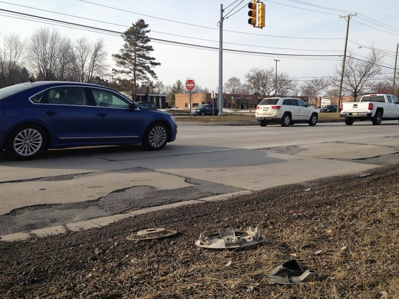 Stretch Of Crumbling Mound Road To Be Resurfaced This