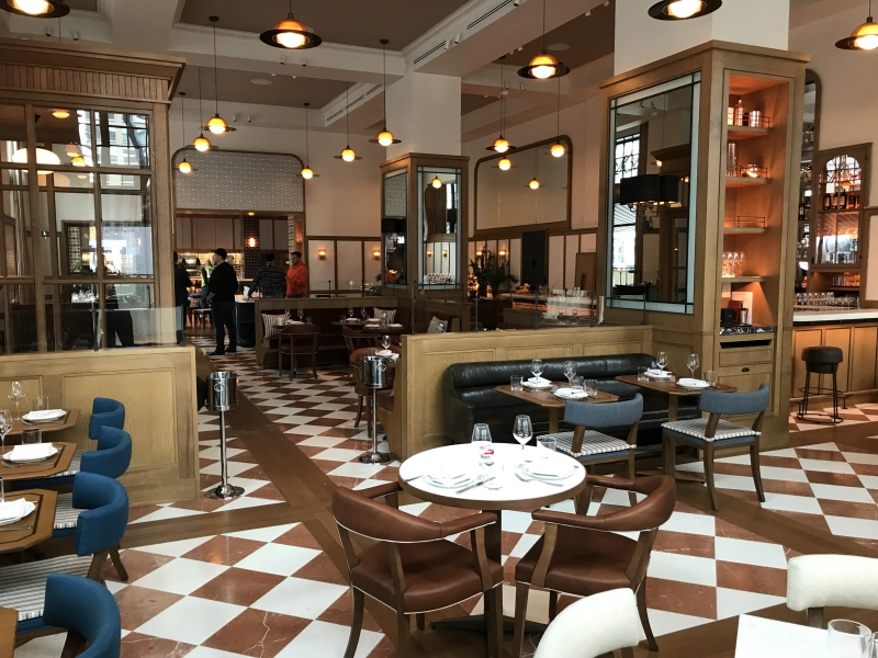 Shinola Hotel's Italian anchor restaurant opens Tuesday