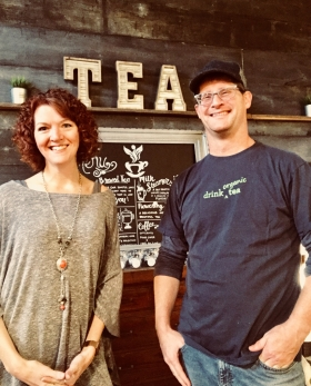 Downtown Ludington tea shop benefits victims of human trafficking