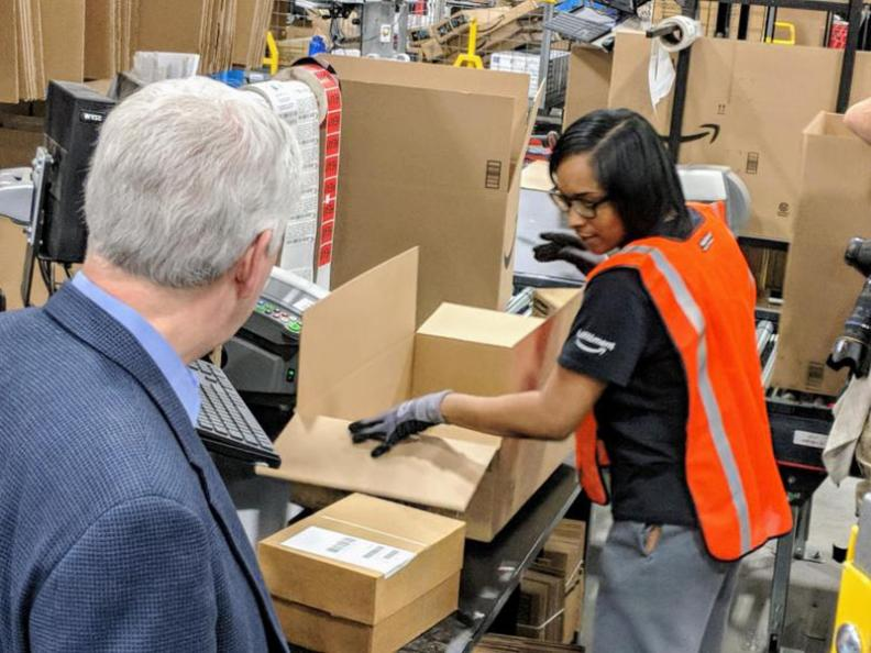 Amazon raising minimum wage to $15 for all US  employees