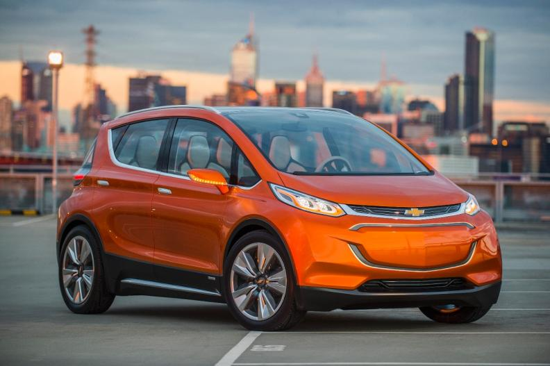 Gm Confirms Plans For Chevy Bolt Production In Michigan