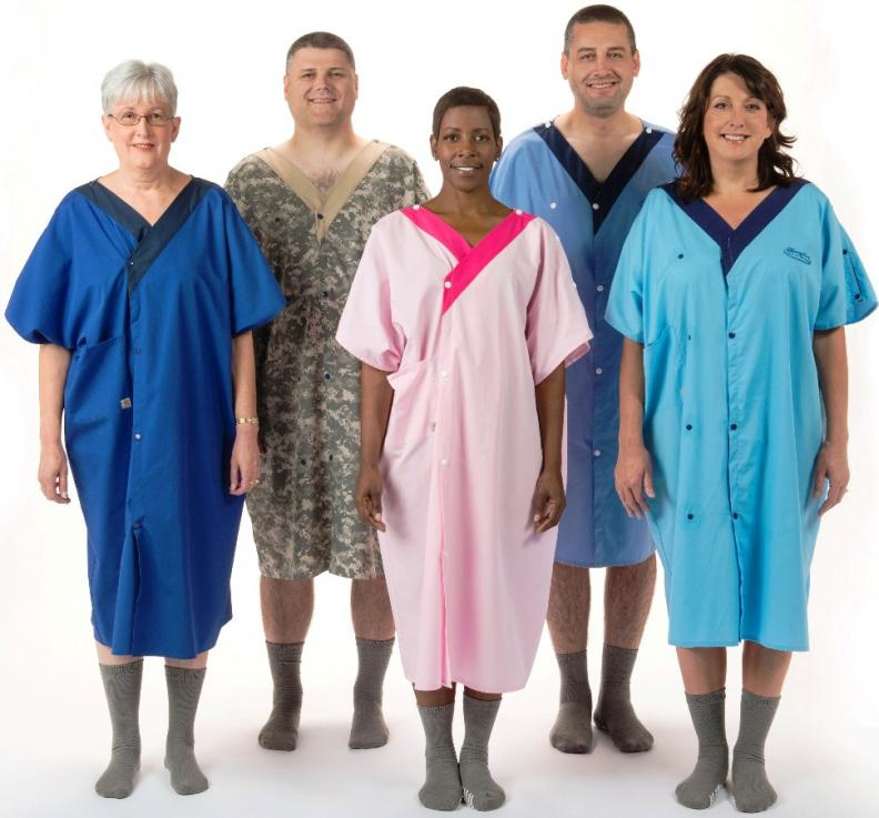 Henry Ford Health System to work with Carhartt on hospital gown to ...