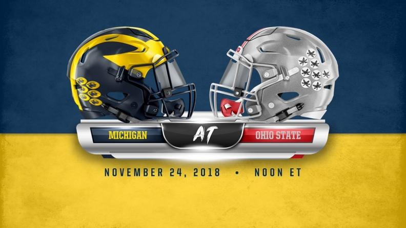 Your guide to Saturday's Michigan-Ohio State game
