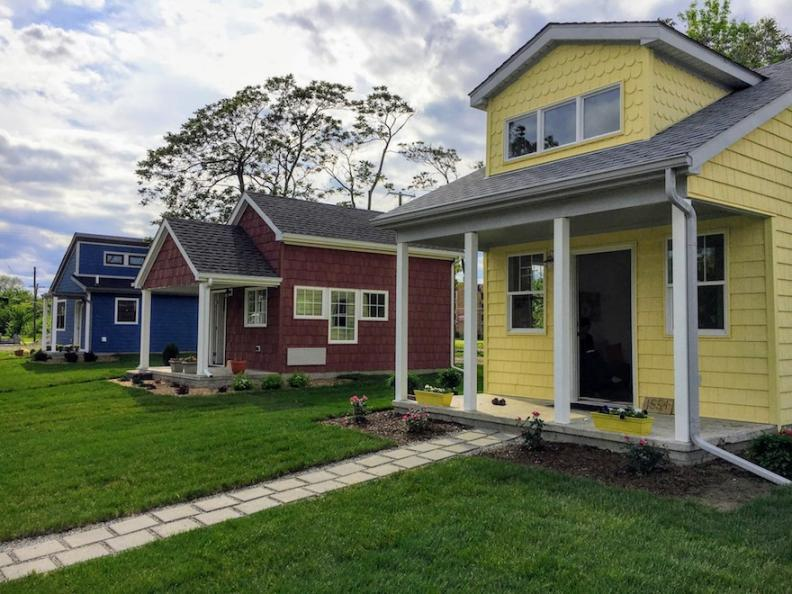 Tiny Home Designs: From Tiny Houses To Historic Sites, Tours Connect Donors