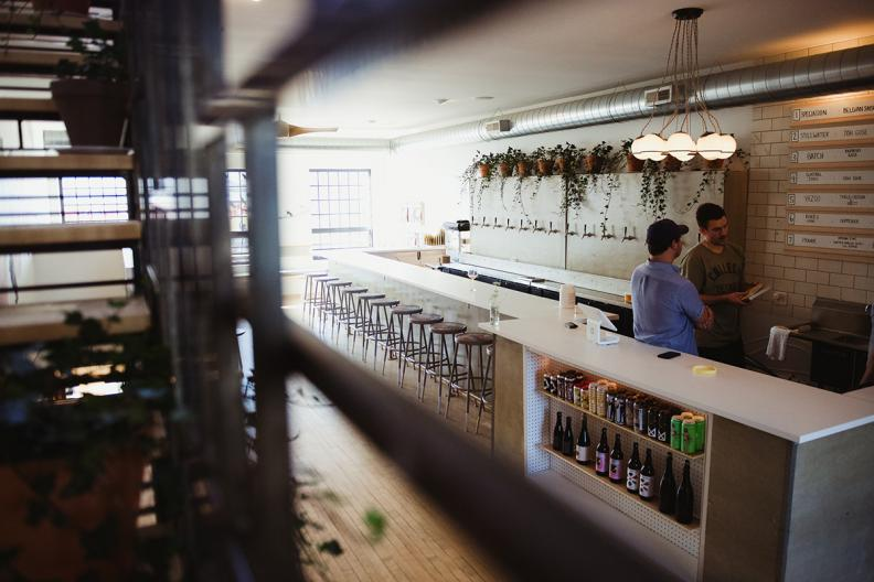 New craft beer bar opens above Gather in Eastern Market